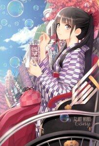 Rating: Safe Score: 32 Tags: japanese_clothes t2_art_works tagme tony_taka User: kiyoe