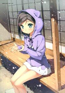 Rating: Safe Score: 112 Tags: hentai_ouji_to_warawanai_neko kantoku tsutsukakushi_tsukiko User: Twinsenzw