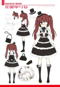 Rating: Safe Score: 6 Tags: buruma character_design dress eyepatch fukunoren gothic_lolita jashin-chan_dropkick lingerie lolita_fashion sketch skirt_lift tagme yukiwo User: kiyoe