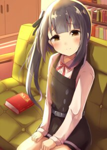 Rating: Safe Score: 49 Tags: kantai_collection kasumi_(kancolle) seifuku soramuko User: Mr_GT