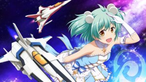 Rating: Safe Score: 15 Tags: dress izumi_izumi mecha shira-nyoro tokimeki_idol User: saemonnokami