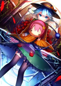Rating: Safe Score: 27 Tags: dress komeiji_koishi komeiji_satori thighhighs touhou uu_uu_zan User: charunetra
