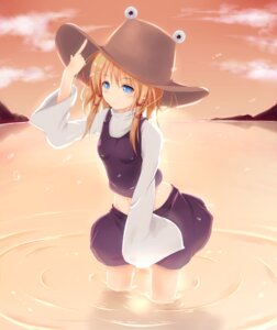 Rating: Safe Score: 28 Tags: fal_maro moriya_suwako touhou User: Nekotsúh