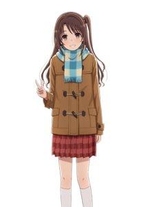 Rating: Safe Score: 16 Tags: shimamura_uzuki the_idolm@ster the_idolm@ster_cinderella_girls yahiro_(epicopeiidae) User: saemonnokami