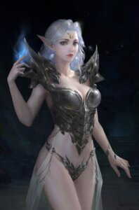 Rating: Safe Score: 20 Tags: armor bikini_armor cleavage pointy_ears tagme User: Radioactive
