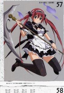 Rating: Safe Score: 19 Tags: airi queen's_blade takamura_kazuhiro thighhighs User: Share