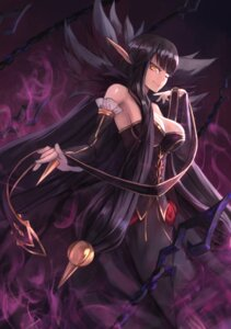 Rating: Safe Score: 42 Tags: cleavage doratama123 dress fate/apocrypha fate/stay_night pointy_ears semiramis_(fate) User: Mr_GT