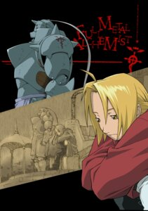 Rating: Safe Score: 5 Tags: alphonse_elric edward_elric fullmetal_alchemist male User: charunetra