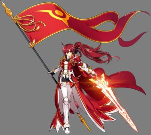 Rating: Safe Score: 33 Tags: armor elesis elsword sword tagme thighhighs transparent_png User: h71337