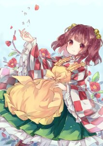 Rating: Safe Score: 23 Tags: hiyoko_no_tataki motoori_kosuzu touhou User: Mr_GT