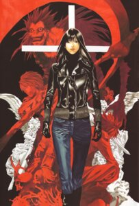 Rating: Safe Score: 8 Tags: death_note misora_naomi obata_takeshi User: Radioactive