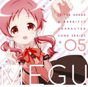 Rating: Safe Score: 10 Tags: disc_cover gochuumon_wa_usagi_desu_ka? natsu_megumi waitress User: blooregardo