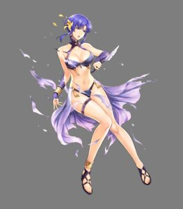 Rating: Questionable Score: 14 Tags: bikini cleavage fire_emblem fire_emblem:_rekka_no_ken fire_emblem_heroes garter nintendo see_through swimsuits torn_clothes ursula_(fire_emblem) weapon yamada_koutarou User: fly24