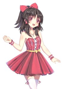 Rating: Safe Score: 36 Tags: abyss_of_parliament hakurei_reimu thighhighs touhou User: 椎名深夏