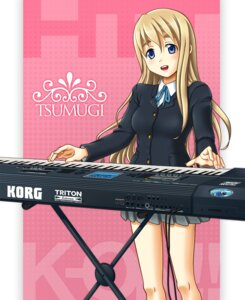 Rating: Safe Score: 8 Tags: k-on! kotobuki_tsumugi seifuku yomito User: koyukidono