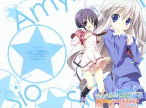 Rating: Safe Score: 7 Tags: amyrina asukai_sio disc_cover dress pantsu seifuku twinkle_crusaders User: admin2