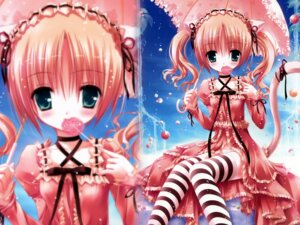 Rating: Safe Score: 24 Tags: lolita_fashion tinkle wallpaper User: Radioactive