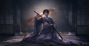Rating: Safe Score: 65 Tags: jlien- kimono sword User: Mr_GT