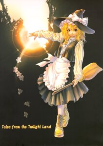 Rating: Safe Score: 4 Tags: kirisame_marisa nozakuma touhou User: Radioactive