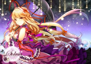 Rating: Safe Score: 36 Tags: jeminl touhou yakumo_yukari User: fairyren