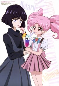Rating: Safe Score: 15 Tags: chibiusa dress sailor_moon sailor_moon_crystal toei_animation tomoe_hotaru User: drop