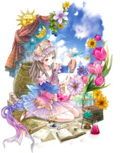 Rating: Safe Score: 27 Tags: atelier atelier_rorona atelier_totori dress kishida_mel totooria_helmold User: thfp
