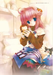 Rating: Safe Score: 13 Tags: chibi goto_nao neko User: Romei