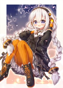 Rating: Safe Score: 18 Tags: headphones kizuna_akari pantyhose voiceroid waste_(arkaura) User: Mr_GT