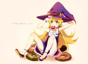 Rating: Questionable Score: 42 Tags: bakemonogatari halloween oshino_shinobu ume_(plumblossom) User: Radioactive