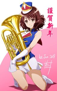 Rating: Safe Score: 21 Tags: heels hibike!_euphonium nii_manabu oumae_kumiko uniform User: saemonnokami