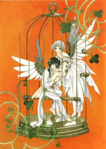 Rating: Safe Score: 3 Tags: clamp clover suu_(clover) User: Radioactive