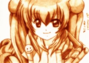 Rating: Safe Score: 2 Tags: godees kodomo_no_jikan kokonoe_rin monochrome User: charunetra