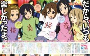 Rating: Safe Score: 15 Tags: akiyama_mio hirasawa_yui k-on! kotobuki_tsumugi nakano_azusa tainaka_ritsu takahashi_mariko User: acas