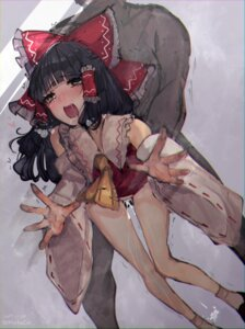 Rating: Explicit Score: 40 Tags: bottomless cum hakurei_reimu mochacot pussy sex touhou User: nphuongsun93