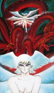Rating: Explicit Score: 2 Tags: asuka_ryou devilman male monster nagai_gou naked penis wings User: ineveraskedforthis