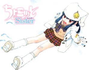 Rating: Safe Score: 11 Tags: choko chokotto_sister takeuchi_sakura User: Radioactive