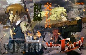 Rating: Safe Score: 12 Tags: gun kurita_shinichi tanya_degurechaff uniform youjo_senki User: drop
