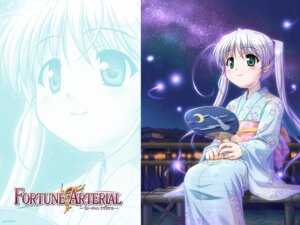 Rating: Safe Score: 7 Tags: bekkankou fortune_arterial tougi_shiro wallpaper yukata User: admin2