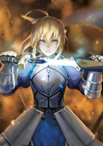 Rating: Safe Score: 8 Tags: armor captain_an dress fate/stay_night saber sword User: Spidey