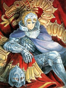 Rating: Safe Score: 6 Tags: armor kaze_no_tani_no_nausicaa kushana User: Radioactive