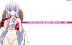 Rating: Safe Score: 42 Tags: bikini inia_sestina muvluv muvluv_alternative swimsuits total_eclipse User: Toshiro.A