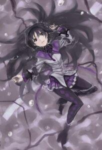 Rating: Safe Score: 17 Tags: akemi_homura heels kiryuutyki pantyhose puella_magi_madoka_magica wet User: Mr_GT