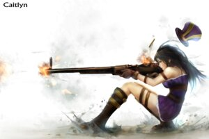 Rating: Safe Score: 46 Tags: caitlyn gun league_of_legends zhang_xiao_bo User: fairyren