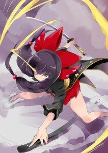 Rating: Questionable Score: 14 Tags: chiganemaru sword tenka_hyakken usatsuka_eiji User: zyll