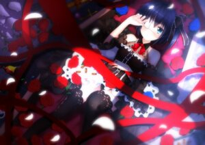 Rating: Questionable Score: 48 Tags: chuunibyou_demo_koi_ga_shitai! eyepatch lolita_fashion pantsu swordsouls takanashi_rikka thighhighs User: 椎名深夏