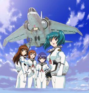 Rating: Safe Score: 4 Tags: bodysuit doi_shizuha honjou_mikaze kikuhara_karin nakamura_ayamo stratos_4 User: Radioactive