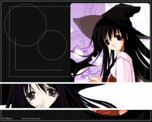 Rating: Safe Score: 5 Tags: kurusugawa_serika sasaki_mutsumi to_heart to_heart_(series) wallpaper User: cyanoacry