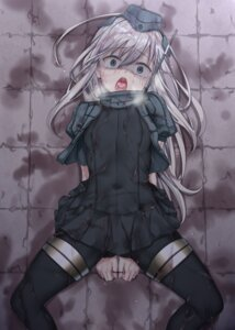 Rating: Questionable Score: 36 Tags: bondage jack_dempa kantai_collection pantyhose u-511 wet User: Radioactive