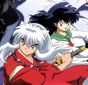 Rating: Safe Score: 4 Tags: higurashi_kagome inuyasha inuyasha_(character) User: Radioactive