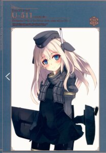 Rating: Safe Score: 20 Tags: bodysuit kantai_collection shirokitsune u-511 User: kiyoe